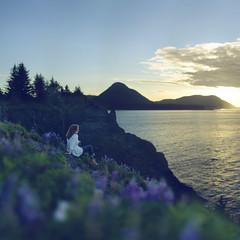 clifftop by fiddleoak