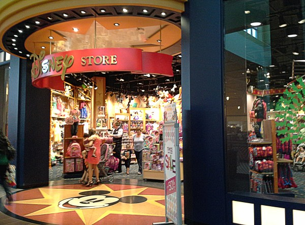 Day 178 Wcg Wolfchase Disney Store - Sharing