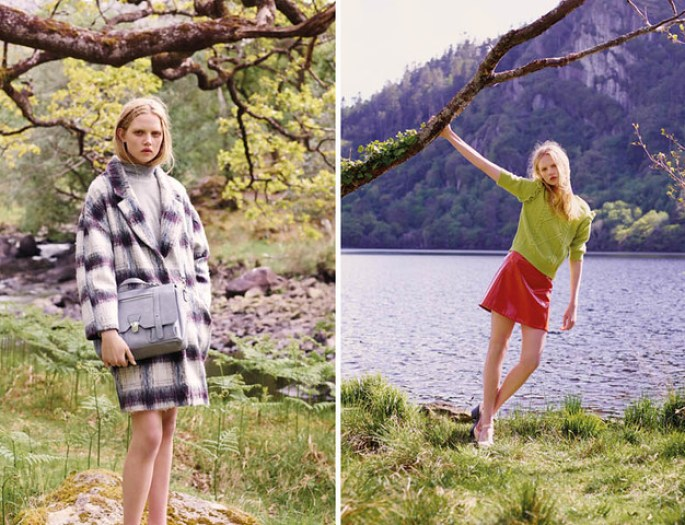 primark autumn winter 2014 blogger