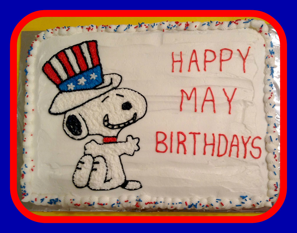 Snoopy Cake By Kristine Linn County Ia