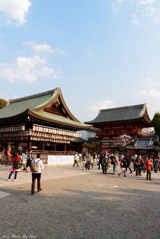 【京都】Day4 京都蕎麥麵 & 八坂神社 @ 山 貓 的 家 :: 痞客邦