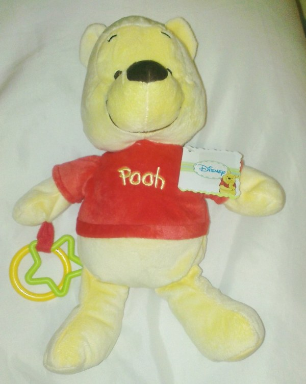 Disney Store Winnie the Pooh Ears