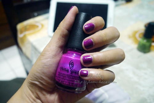 China Glaze - Flying Dragon 002v2