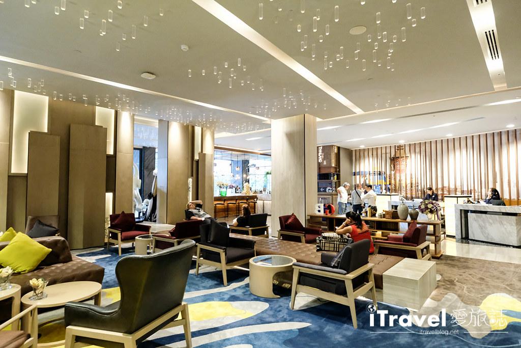 诺富特曼谷素坤逸酒店 Novotel Bangkok Sukhumvit 20 (7)