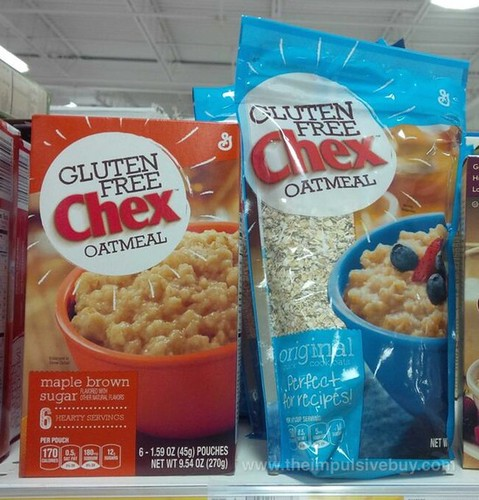 Gluten Free Chex Oatmeal 1