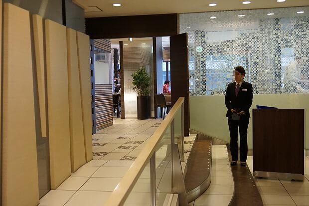 170419 ANAクラウンプラザホテル福岡朝食会場クラウンカフェ1