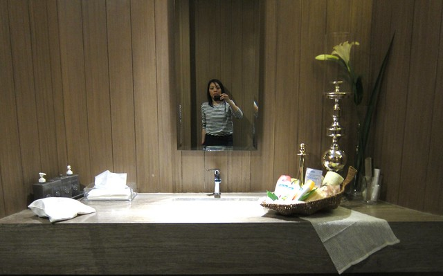 Me at The Spa