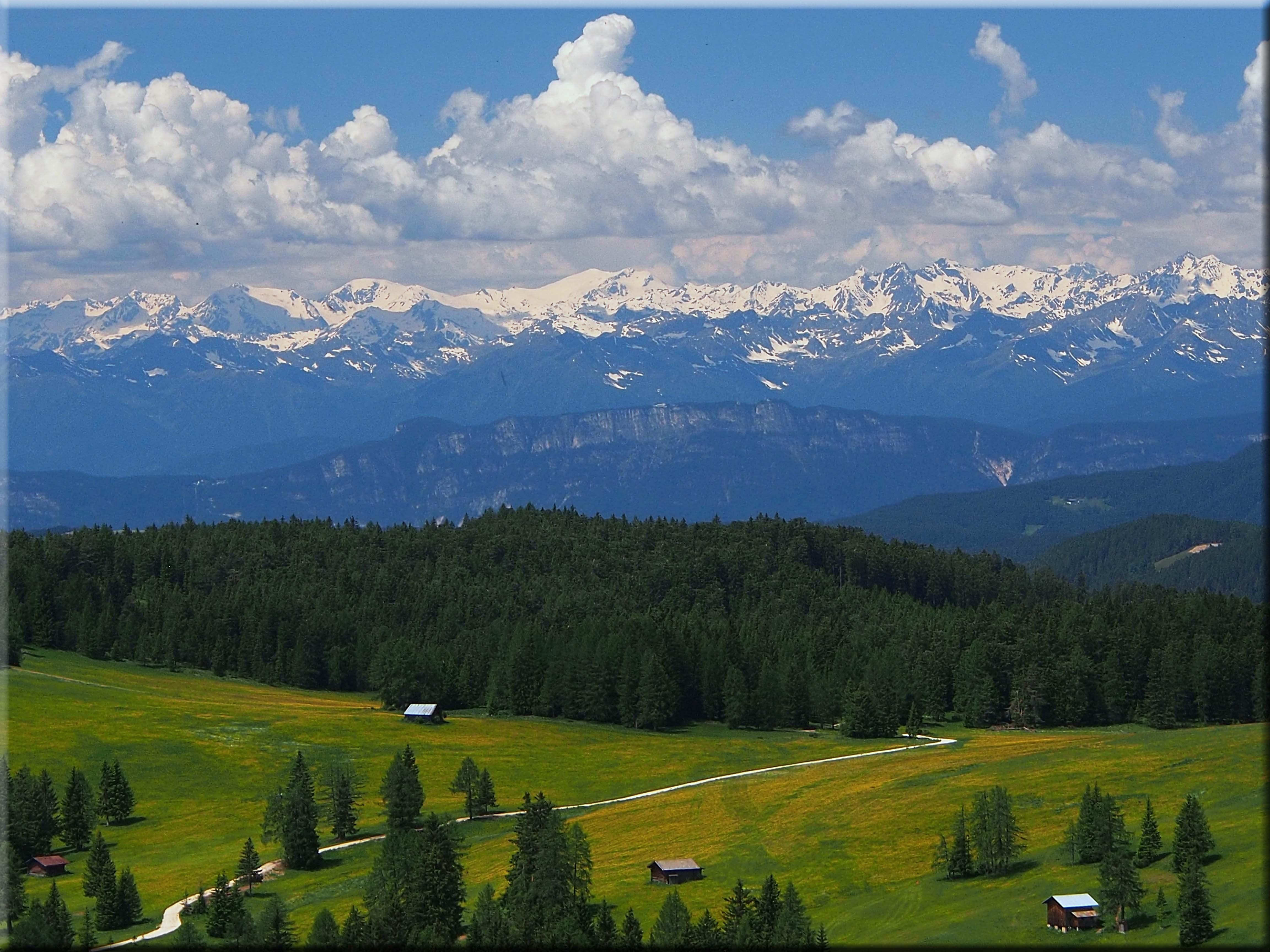 Elevation of Strada Dolomites delle Dolomiti 36 Canazei
