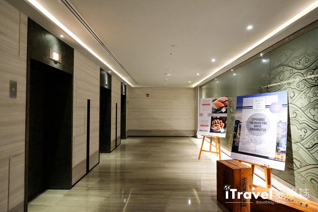 诺富特曼谷素坤逸酒店 Novotel Bangkok Sukhumvit 20 (12)