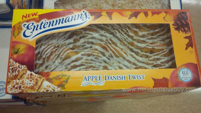 Entenmann's Apple Danish Twist