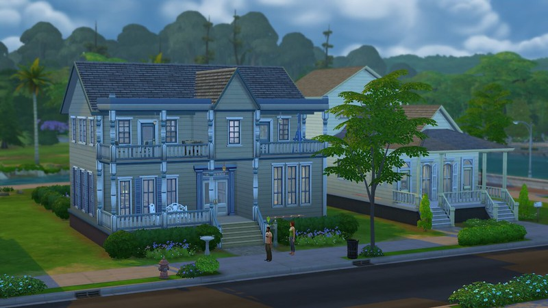 Les Sims 4 Pancakes
