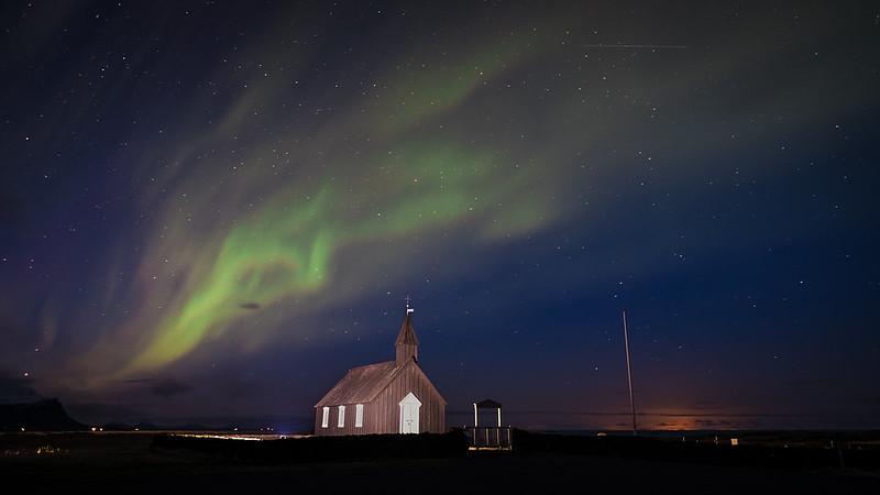 Best Lens Capture Northern Lights