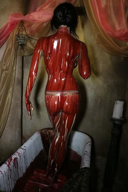 From Dusk Till Dawn haunted house at Halloween Horror Nights 2014, Universal Orlando