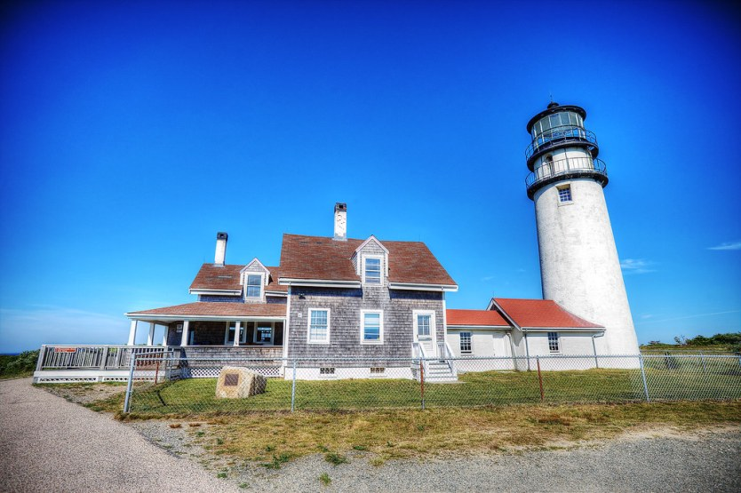 Highland Lighthouse, Cape Cod, MA.