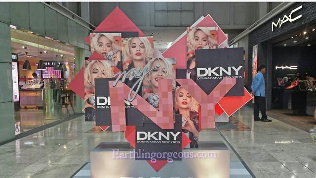 #DKNY #MYNY fragrance launch Manila
