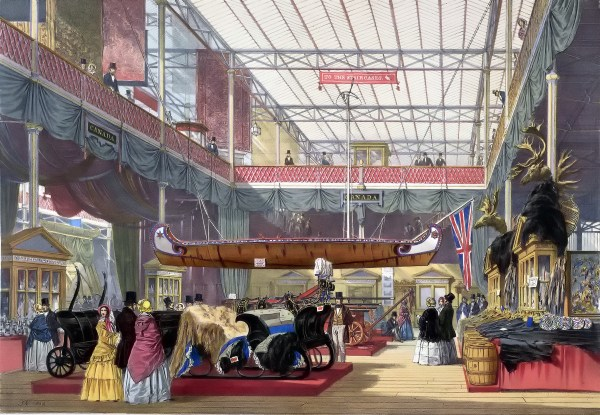 Crystal Palace Great Exhibition of 1851