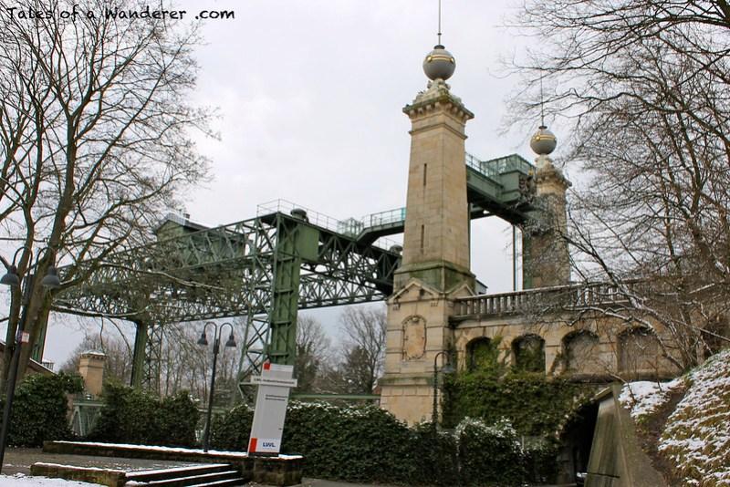 WALTROP - Schleusenpark - Schiffshebewerk Henrichenburg