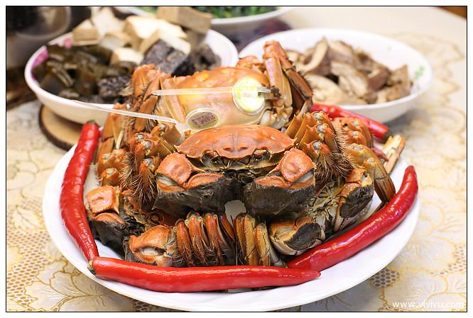 [試吃]秋天的季節~牧牛湖.大閘蟹 團購美食 @VIVIYU小世界