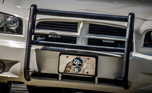 Jonesville Police Car-001