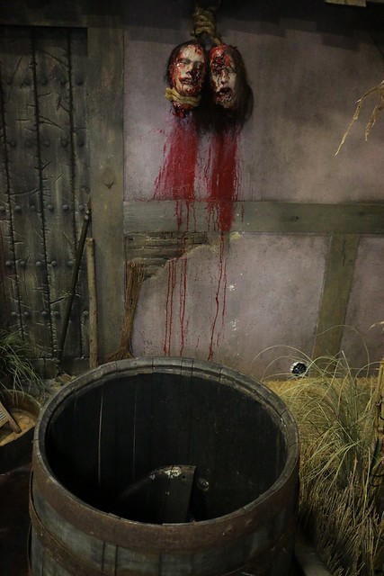 PHOTOS Roanoke Cannibal Colony haunted house lightson