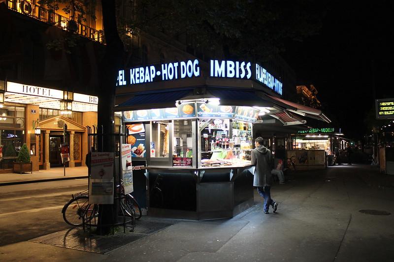 Comer en Viena