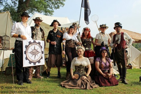 Steampunk Expeditions Gesellschaft