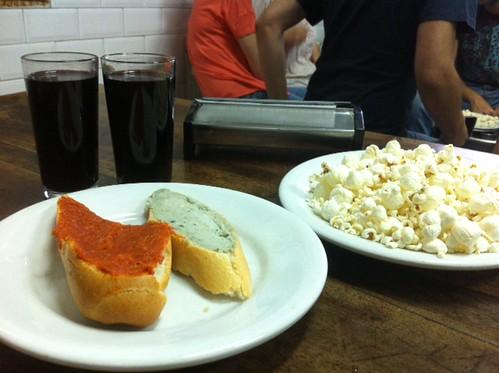 comer en Chamberí