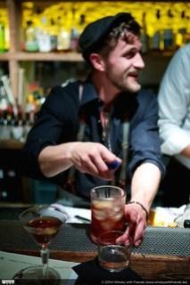 Het Dogma team zorgde voor lekkere Mount Gay Rum Cocktails