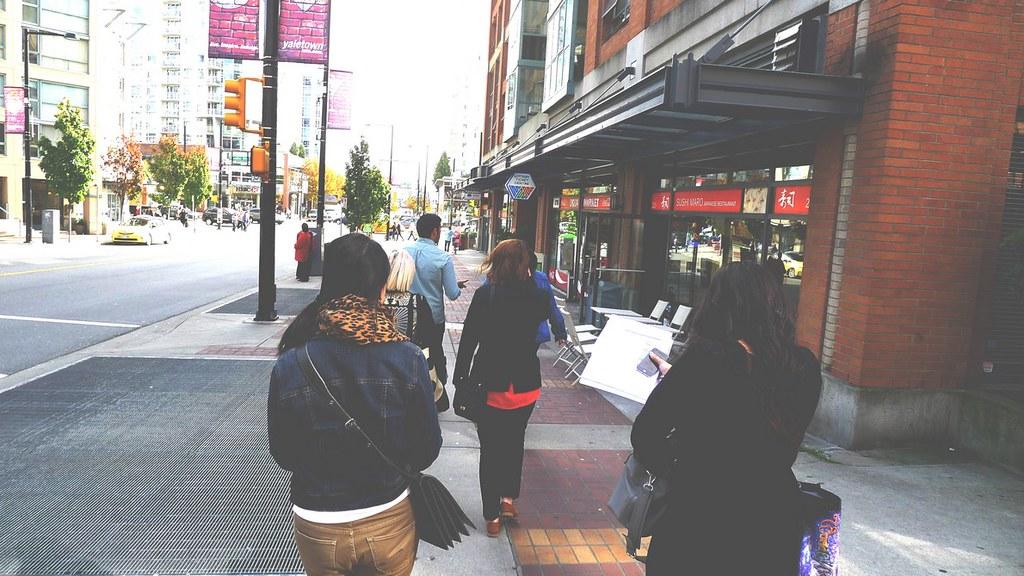 Taste of Yaletown 2014 Media Preview Vancouver