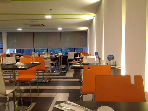 Citrus Hotel - Breakfast Area