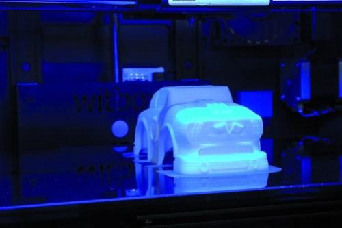 Produzione automobilina 3D