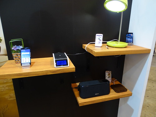 qi対応製品増えると便利そうだな。携帯のみならず、色々と。