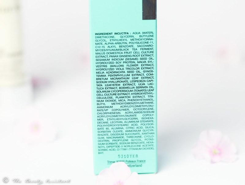 qiriness serum ingredienten