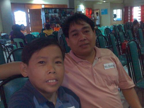 Grace Invasion Seminar Overflow w/ God's Favor by joy san gabriel