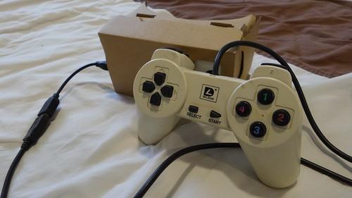 ต่อ USB On The Go แล้ว ต่อ Game controller ได้