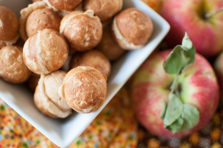 Healthy-ish Apple Doughnut Holes 5