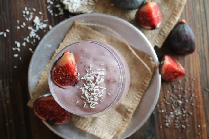recette smoothie figue