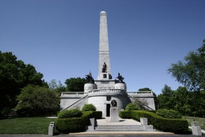 Illinois - Tombe de Lincoln a Springfield