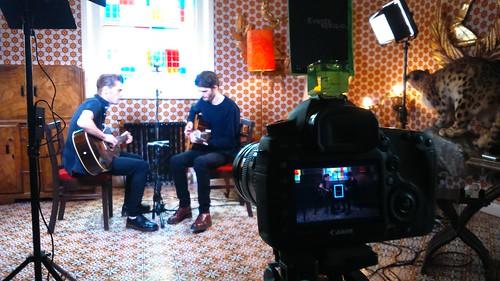 Filming Hudson Taylor