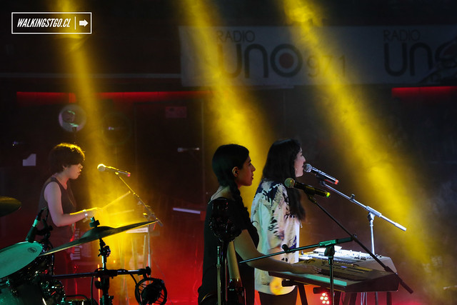 Fakuta en vivo en #GepeyAmigos -11.10.2014- Teatro Caupolicán