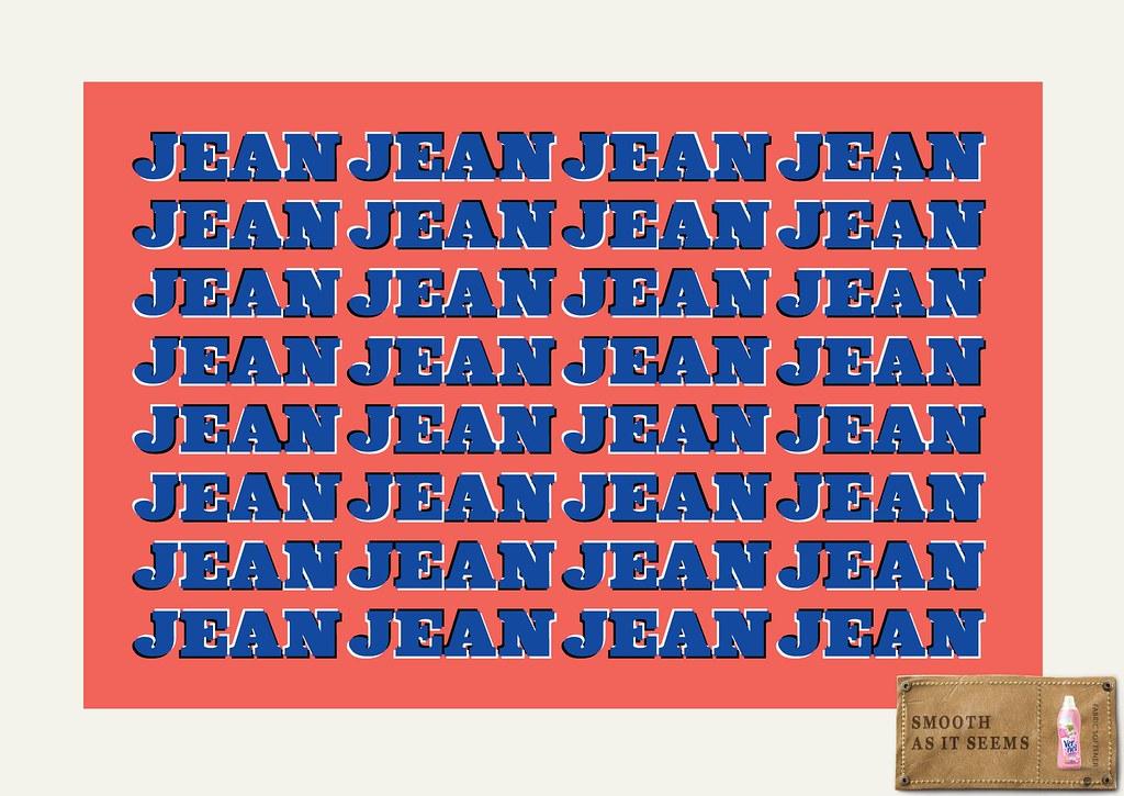 Vernel Fabric Softener - Jeans