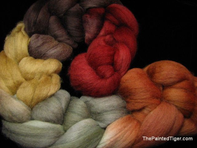 Autumn Splendor Polwarth