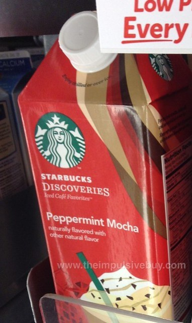 Starbucks Discoveries Peppermint Mocha