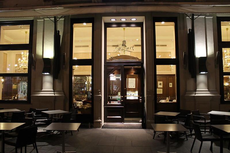 Comer en Viena: Café Mozart