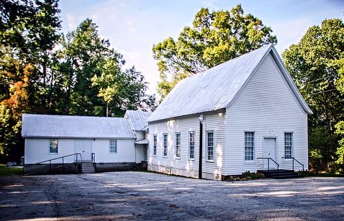 Langston Baptist Church-001
