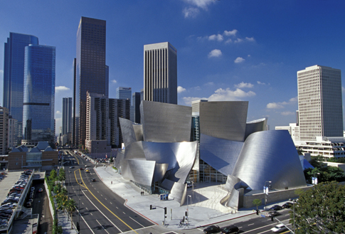 Frank Gehry Wall Disney Concert Hall 1987 2003 Los Angeles Californie∏ Gehry Partners LLP  U5ti 485