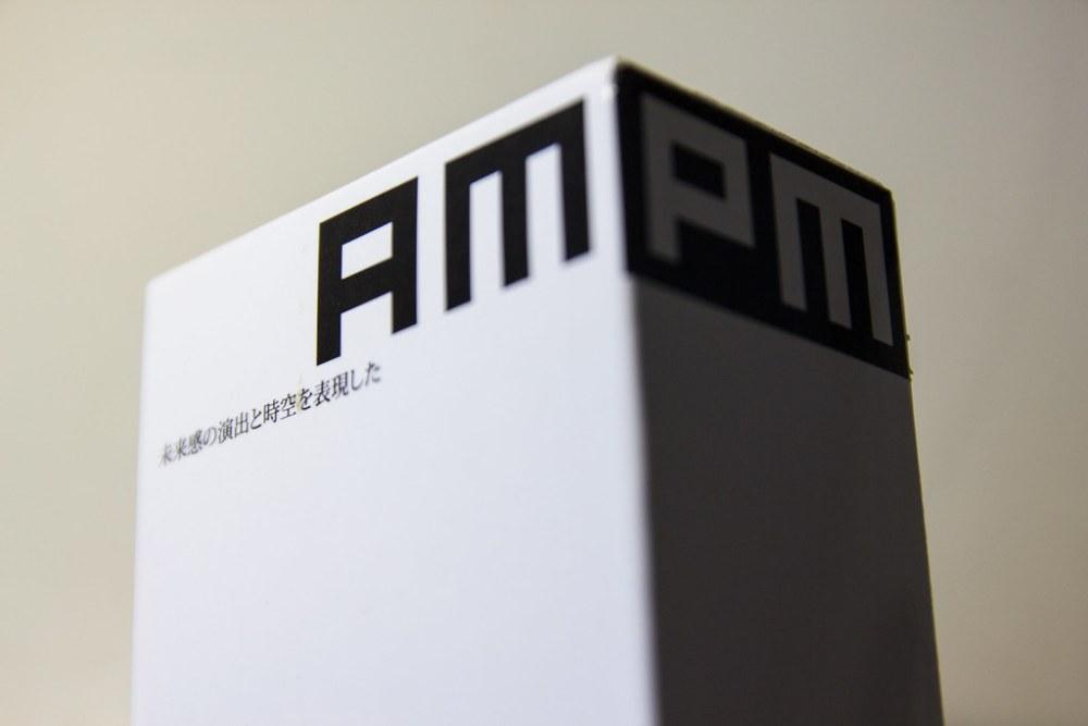 [開箱]AMPM Survive series(100米日常生活防水) (1/4)