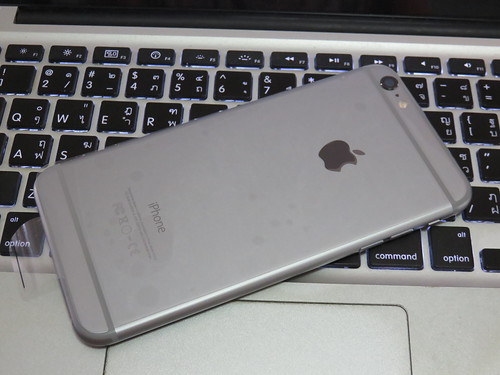iPhone 6 Plus ด้านหลัง
