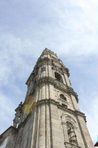 Dos Clérigos- au pied de la tour
