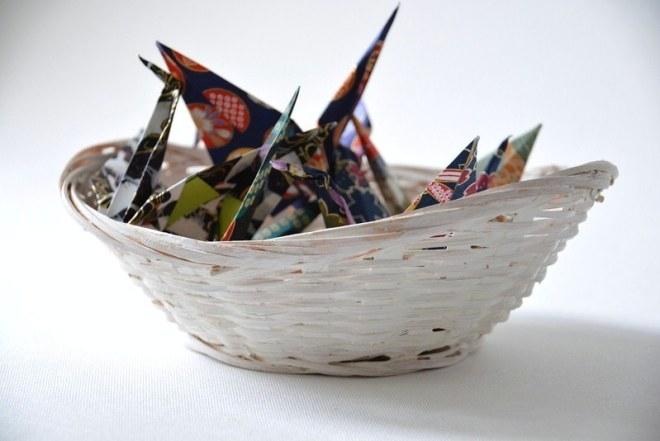 Origami Kranich (13)
